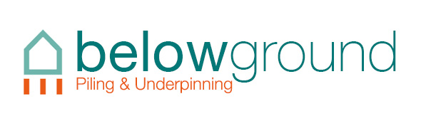 Belowground Piling Construction Company Logo